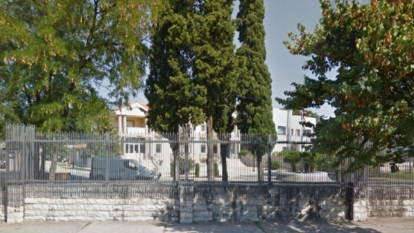 Embajada de EE UU en Podgorica