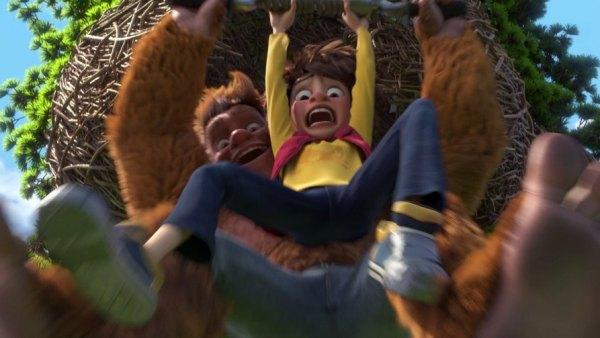 Corte exclusivo de 'El hijo de Bigfoot', ¿listo para volar?