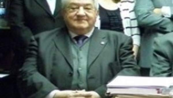 El sacerdote, abogado y experto en Bioética Luis González Morán