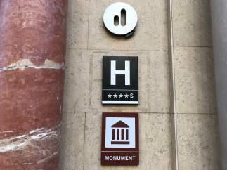 Recurso de hoteles, turismo, hotel