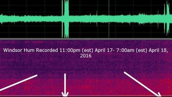 Nadie sabe de dónde sale este ruido en una ciudad canadiense