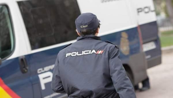 Policía de patrulla