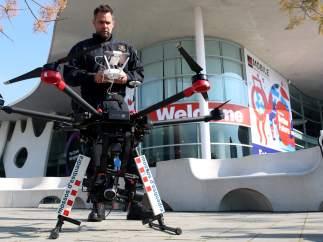 Los Mossos usarán drones durante el Mobile.
