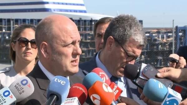 Presidente del Puerto de Bilbao, Asier Atutxa