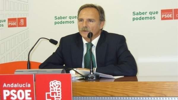 Salvador de la Encina, diputado nacional del PSOE por Cádiz