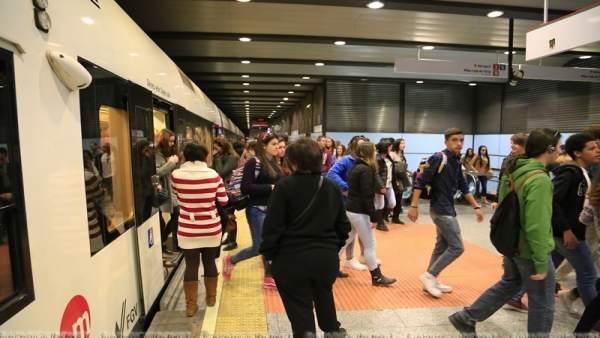 Les estacions de Xàtiva i Colón tancaran del 16 al 19 de març al migdia