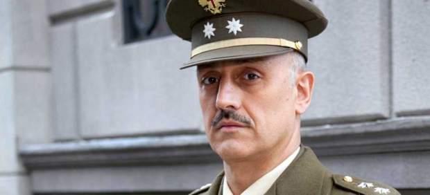 El actor Alberto Jiménez sufre un