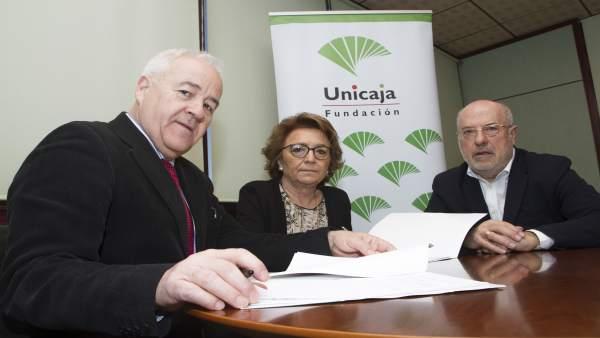 Renovación del apoyo de Unicaja a la UNED en Jaén