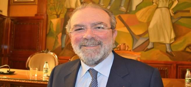 Joan Reñé, presidente de la Diputación de Lleida