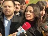 Inés Arrimadas, Ciudadanos.
