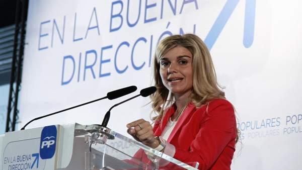 Eva Ortiz en imagen de archivo