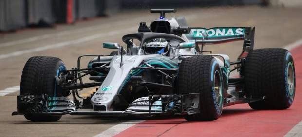 Mercedes presenta el W09, el monoplaza más temido de la Fórmula 1