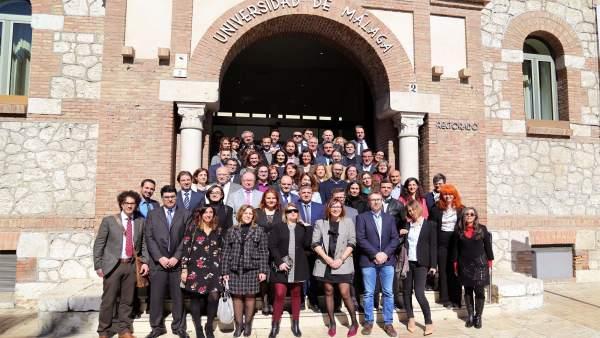Nuevos profesores titulares de la UMA 2018