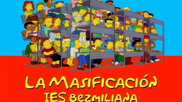 Campaña en redes del PP de Rincón sobre masificación en Instituto