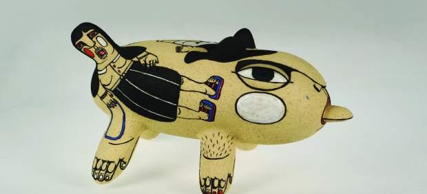 'House Keeper', de Janina Myronowa, ganadora de la Bienal Internacional de Cerámica de Marratxí