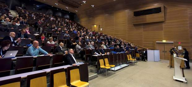 Conferencia internacional sobre el antisemitismo en redes sociales en Viena.
