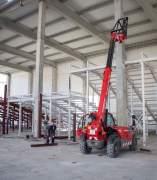 Obras en el Centro Comercial Torrecárdenas