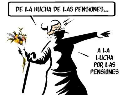 La hucha de las pensiones