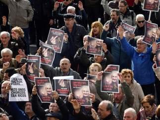 ¿Por qué protestan los pensionistas?
