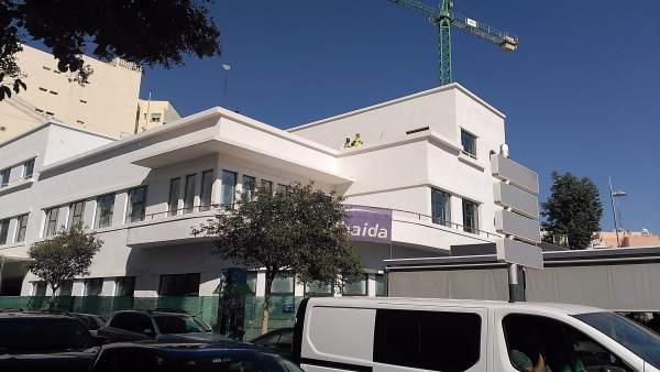 Biblioteca de la calle Sántos Zárate de Almería