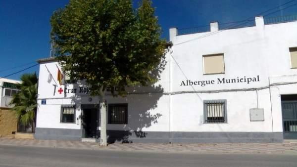 Albergue para temporeros de Torredonjimeno