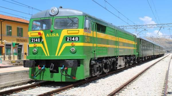 Locomotora Alsa