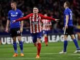 Atlético y Athletic pasan a octavos y Villarreal y Real Sociedad quedan eliminados en la Europa League