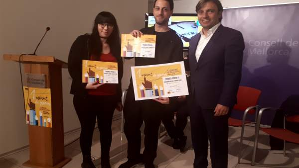Entrega de los premios del concurso 'Un minut de glòria'