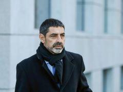 La Fiscalía pide 50.000 euros de fianza para Trapero
