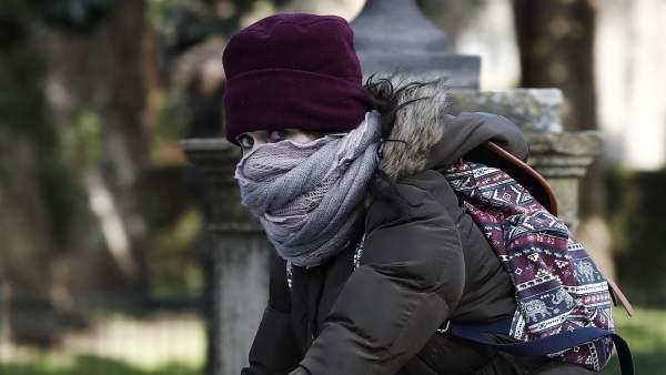 Frío intenso
