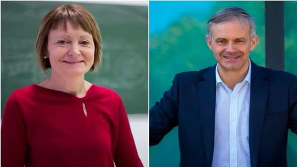 Mavi Mestre i Vicent Martínez passen a la segona volta de les eleccions a rector de la UV