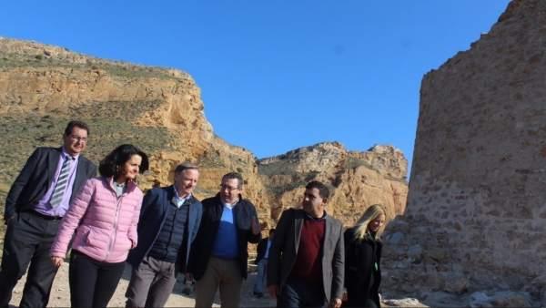 Visita a la Torre de Les Caletes de Benidorm