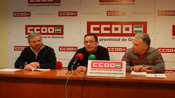 CCOO valora la sentencia del 'caso Alhambra'