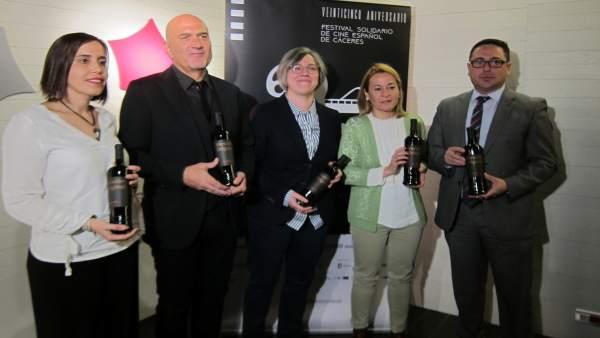 Presentación del XXV Festival Soilidario de Cine Español