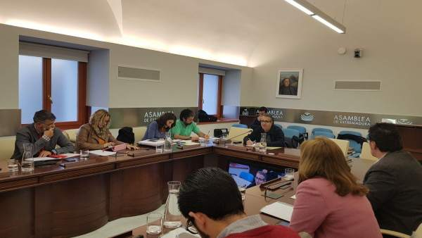 Ignacio Huertas en comisión