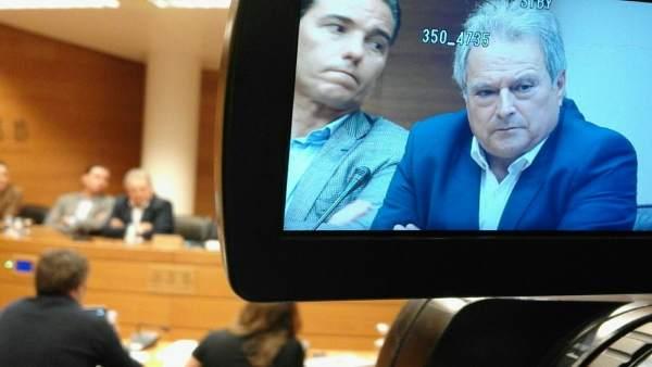 El jutge obri una nova peça amb Rus i Caturla i investiga comissions a canvi d'adjudicacions de Ciegsa