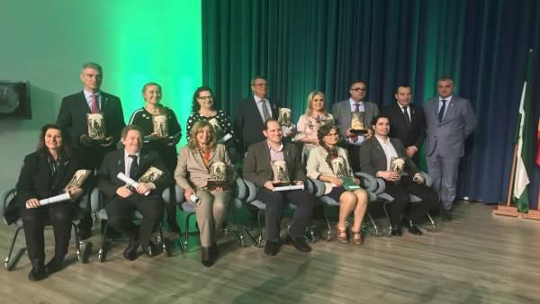 Premiados Día de Andalucía