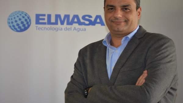 Gerente de Elmasa Tecnología del Agua, Carmelo Santana