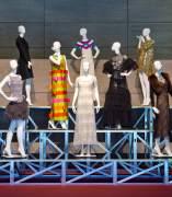 Exposición 'El armario de... Carmen Lomana' en el Museo del Traje de Madrid