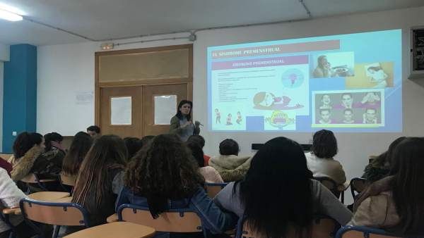 Nota Prensa Ags Serranía De Málaga Charla Informativa Forma Joven