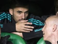 Zidane pidió perdón a Ceballos por sacarle 29 segundos ante el Leganés