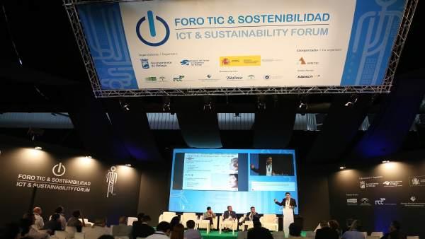 Foro TIC & Sostenibilidad De Greencities
