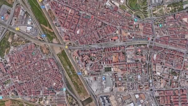Avenida del Cid de València