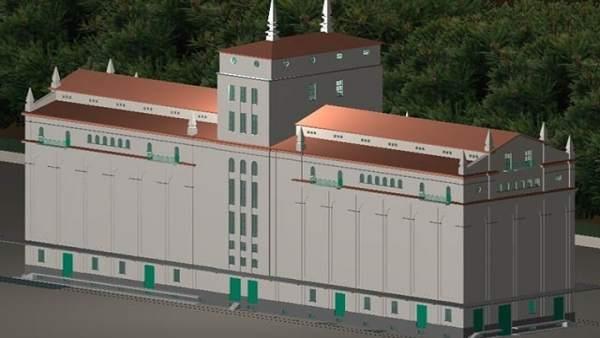 Proyecto sobre el patrimonio industrial