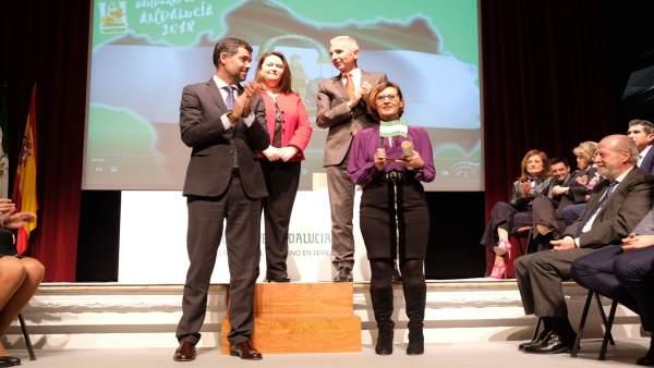 Proyecto 'Contigo', Premio Banderas De Andalucía 2018