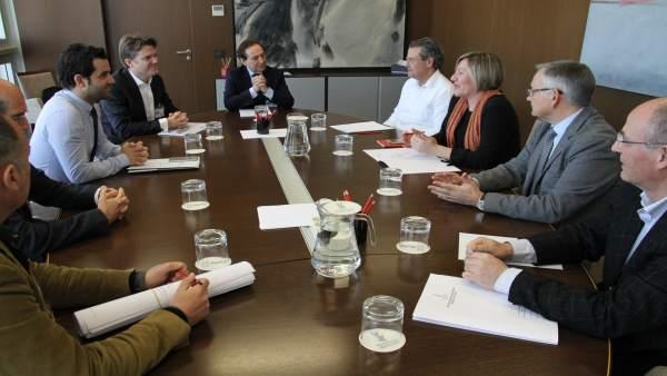 La Generalitat trasllada a Paterna (València) i a la promotora de Port Mediterrani les vies per a iniciar un projecte