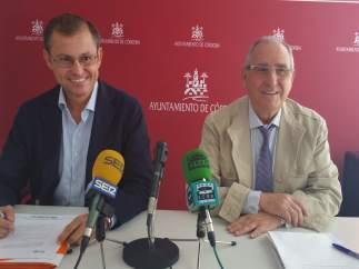 David Dorado y José Luis Vilches