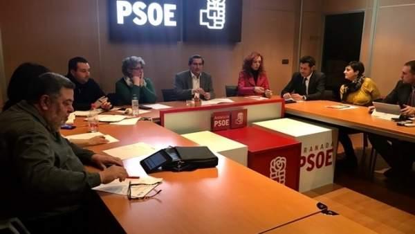 Comisión ejecutiva provincial del PSOE