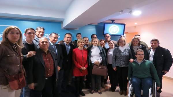 Comité Ejecutivo del PP de Jerez de la Frontera (Cádiz)