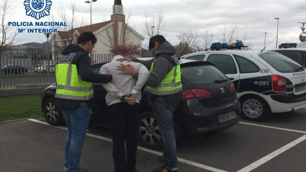Rdo. Fotografias Nota De Prensa Jeftura Superior De Policia